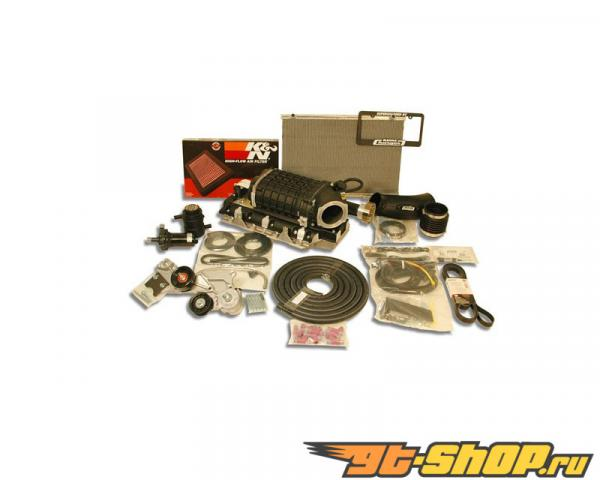MagnaCharger Radix Retro Supercharger комплект GMC Sierra 1500 4.8, 5.3L 2007.5-2010