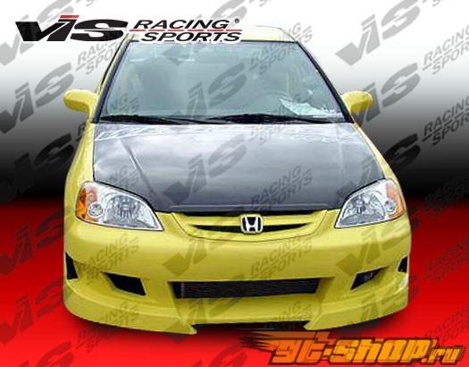 Передний бампер для Honda Civic 2001-2003 Viper