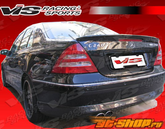 Спойлер Euro Tech для Mercedes C- Class W203 2001-2007