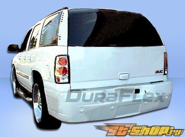 Задний бампер на GMC Yukon 00-06 VIP Duraflex
