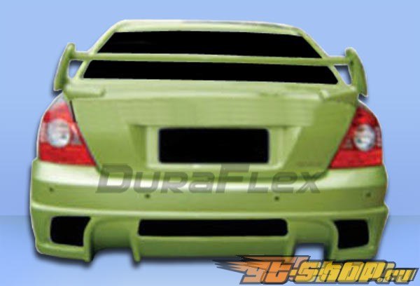 Спойлер для Hyundai Elantra 04-06 Matrix Duraflex