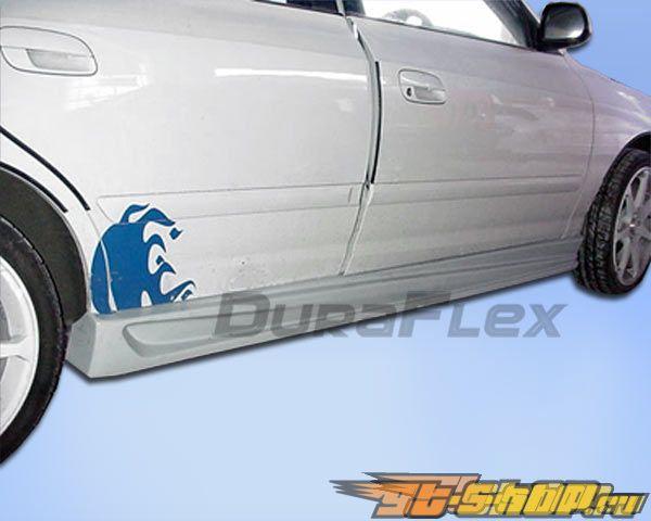 Обвес по кругу для Hyundai Elantra 01-03 Bomber Duraflex
