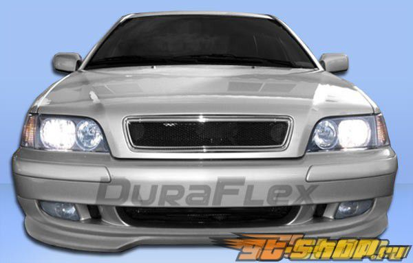 Накладки по кругу на Volvo S40 2005-2007 MS-R Duraflex