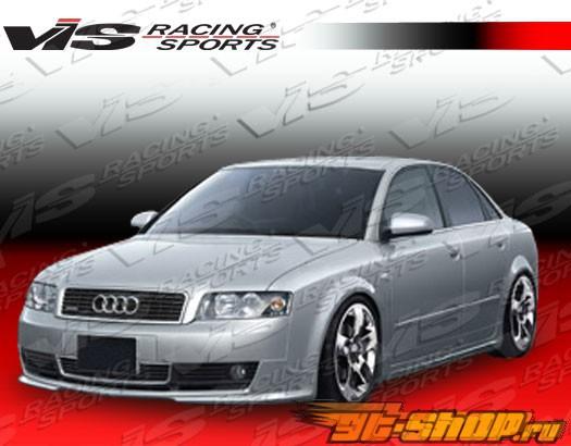 Пороги на Audi A4 2002-2005 J Speed