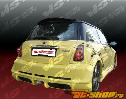 Задние накладки на крылья для Mini Cooper 2002-2007 MAX