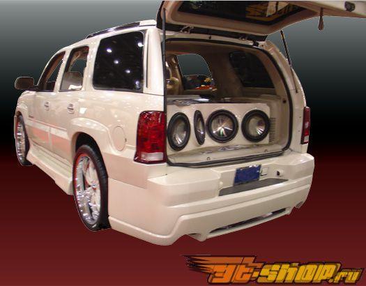 Аэродинамический Обвес для Cadillac Escalade 2002-2006 Outcast 2