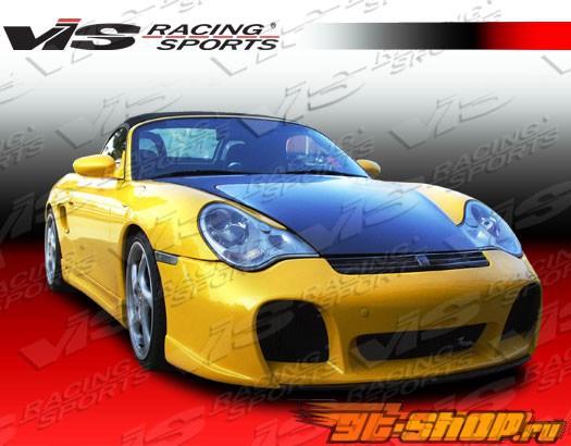 Решётка радиатора для Porsche 911 2002-2004 A Tech