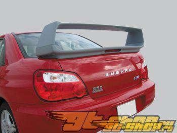 Спойлер для Subaru Impreza WRX STi 2002-2007 Factory