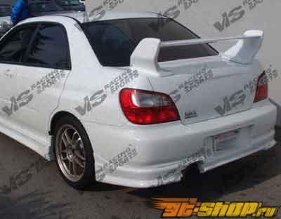 Спойлер на Subaru Impreza WRX STi 2002-2003 Tracer