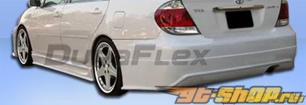 Задний бампер на Toyota Camry 02-06 Sigma Duraflex