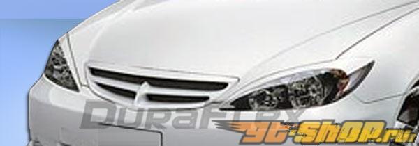 Решётка радиатор для  Toyota Camry 02-06 Duraflex Vortex