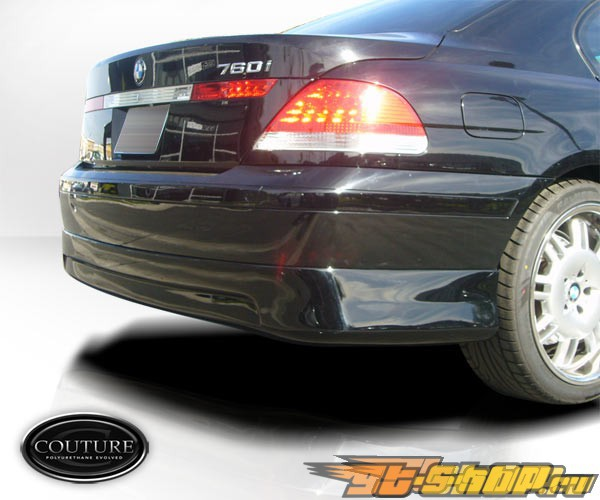 Задняя губа для BMW E65/E66 02-05 Executive Полиуретан