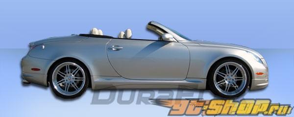 Обвес по кругу на Lexus SC-Series 02-05 W-1 Duraflex