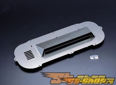 Zero/Sports Cool Action II Intercooler Splitter 2006-2007 Subaru Impreza STi [ZS-0306019]