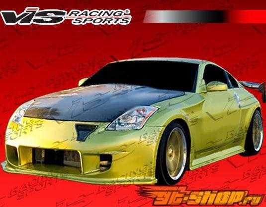 Крылья для Nissan 350ZX 2003-2007 Demon