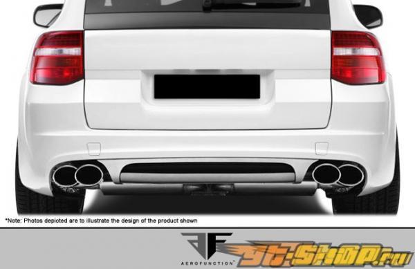 2003-2010 Porsche Cayenne AF-1 Parking Sensor Clips (12-pieces) Urethane : Aero Function 107572