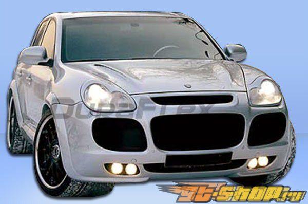 Передний бампер для Porsche Cayenne 2003-2006 G-Sport Duraflex