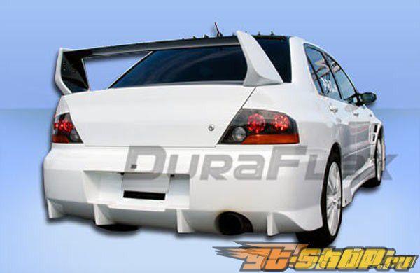 Аэродинамический Обвес на Mitsubishi Evolution 2003-2006 C-speed Duraflex