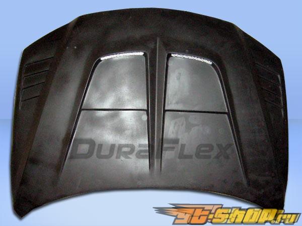 Пластиковый капот на Mazda 6 03-08 Skylark Стиль