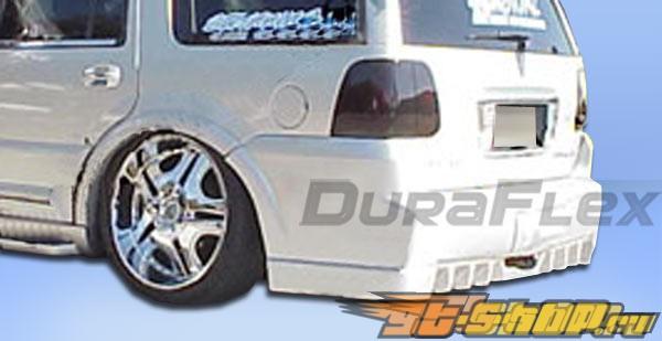 Задний бампер на Lincoln Navigator 03-06 VIP Duraflex