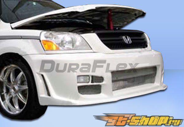 Передний бампер на Honda Pilot 2003-2005 R34 Duraflex