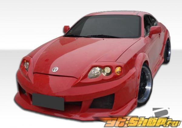 2003-2006 Hyundai Tiburon Raine Wide Body Front Bumper