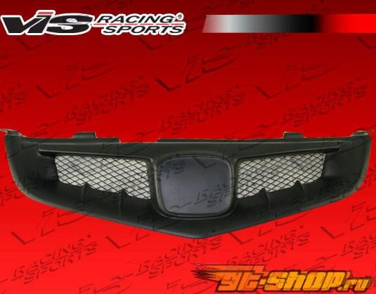 Решётка радиатора на Honda Accord 2004-2005 JS