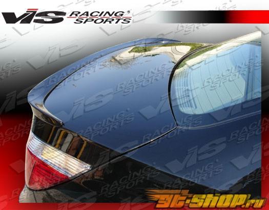 Спойлер на BMW E60 2004-2008 Euro Tech