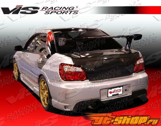 Обвес по кругу для Subaru Impreza WRX STi 2004-2005
