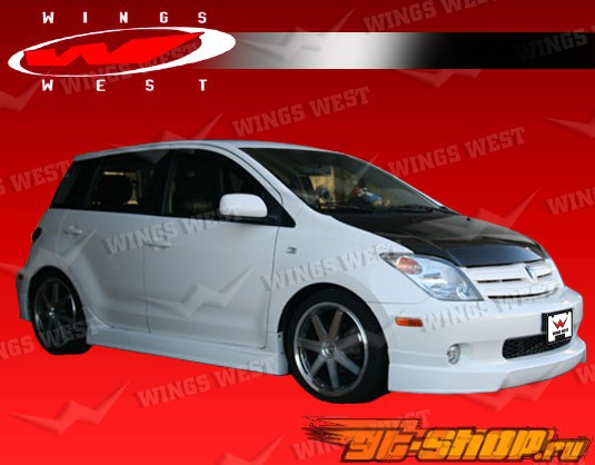 2004-2006 Scion XA 4dr JPC Full Kit Polyurethane