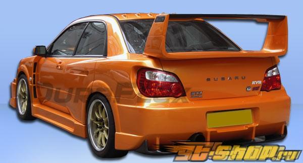 Спойлер на Subaru Impreza WRX 04-05 C-GT Duraflex