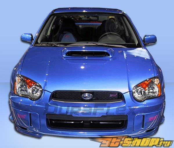 2004-2005 Subaru Impreza WRX STI Look Front Bumper