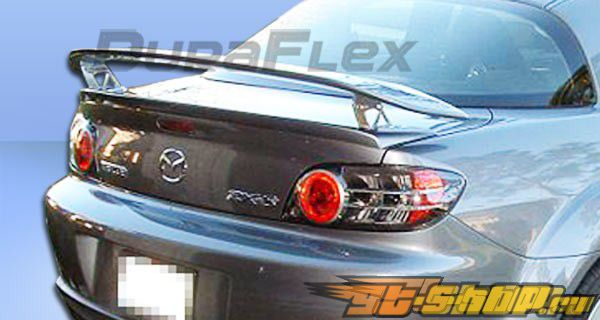 Спойлер для Mazda Rx-8 2004-2008 M-1 Speed Duraflex