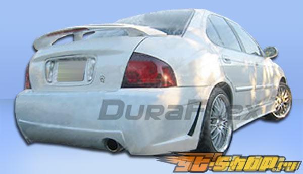 Обвес по кругу для Nissan Sentra 04-06 EVO-5 Duraflex