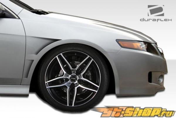 2004-2008 Acura TSX GT Concept Fenders