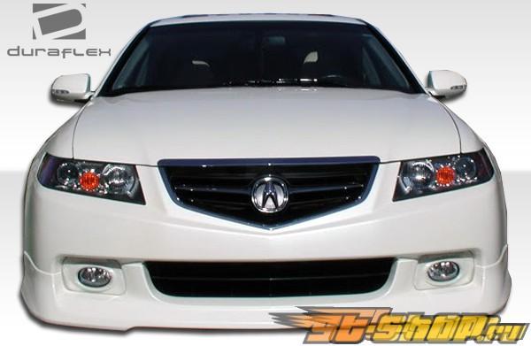 2004-2005 Acura TSX J-Spec Front Lip