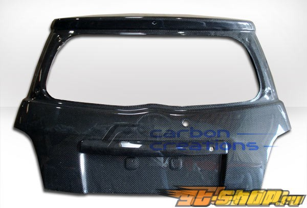 Карбоновый багажник на Scion xA 04-06 стандартный