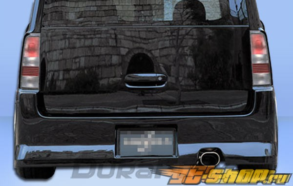 Задний бампер для Scion xB 04-07 FAB Duraflex