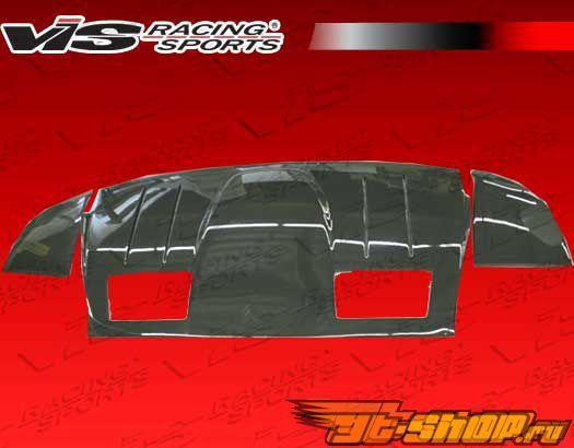 Задний диффузор для Ferrari F430 2005-2009 Tech N Карбон
