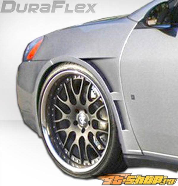 2006-2009 Pontiac G6 GT Concept Fenders