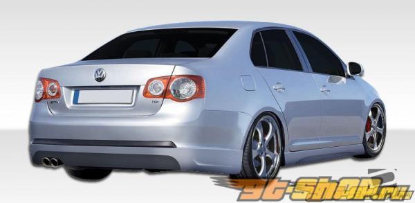Губа на задний бампер Executive для Volkswagen Jetta 2005-2010