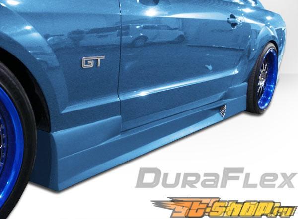 Аэродинамический Обвес для Ford Mustang 05-09 GT-Concept Duraflex