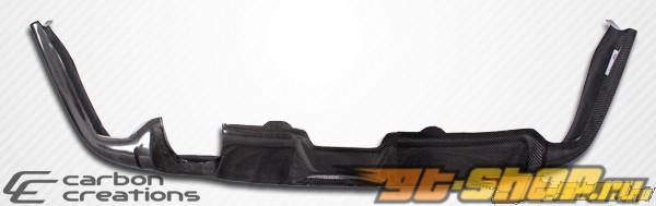 Карбоновая губа на задний бампер M-2 на Acura RSX 2002-2006