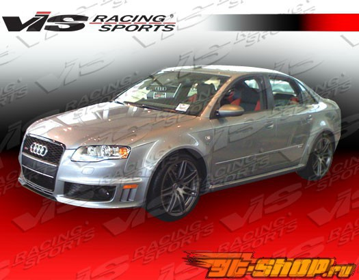 2006-2008 Audi A4 4dr RS4 Conversion Front Fenders