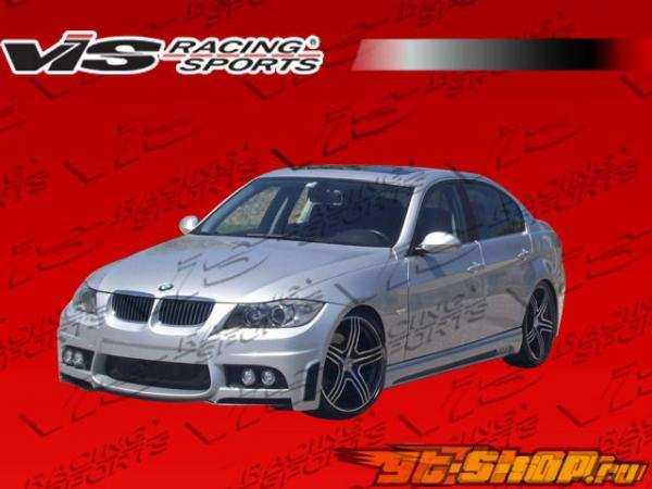 2006-2008 BMW E90 4dr FogLight kit for VIP Front Bumper