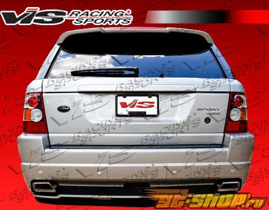 Задняя губа для Land Rover Range Rover 2006-2011 OF