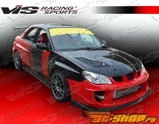 Обвес по кругу для Subaru WRX 2006-2007 Z Sport