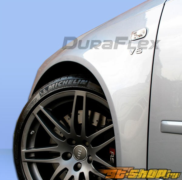 2006-2008 Audi A4 4DR RS4 Widebody Front Fenders