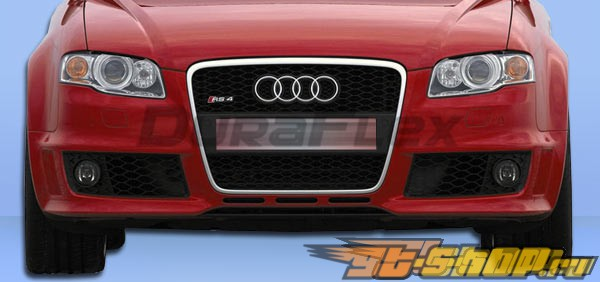 2006-2008 Audi A4 4DR RS4 Widebody Front Bumper