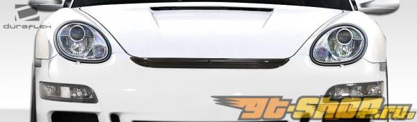 Решётка радиатора на Porsche Cayman| 2005-2008 2006-2009